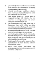 Mophie Juice pack plus for iPhone 5(s) page 5