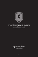 Mophie Juice pack for HTC One page 1