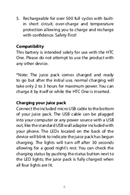 Mophie Juice pack for HTC One page 4