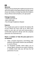 Mophie Juice pack air for iPhone 5(s) page 4