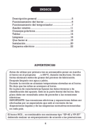 Edesa HC1105 sivu 4