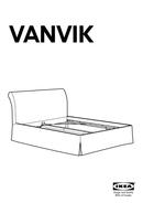 Ikea VANVIK side 1