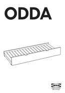 Ikea ODDA (under) side 1