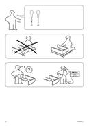 Ikea ODDA (under) side 2