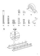 Ikea ODDA (under) side 3