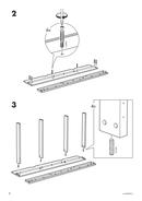 Ikea ODDA (under) side 4