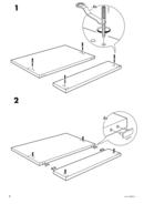 Ikea MALM (231x107) side 4