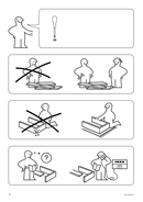 Ikea MALM (211x177) side 2