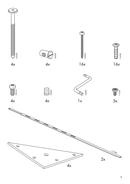 Ikea LILLEHAMMER side 3