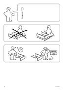 Ikea LEKSVIK (208x90) side 2