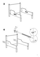 Ikea LEKSVIK (208x90) side 5