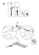 Ikea HEMNES (207x99) side 5