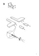 Ikea BUSUNGE side 5