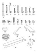 Ikea BRIMNES (160x200) side 3
