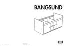 Ikea BANGSUND side 1