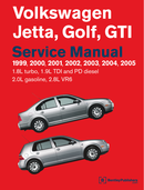 Volkswagen Jetta (1999) Seite 1