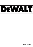 DeWalt DW340K side 1