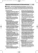 Página 2 do Metabo HE 20-600