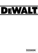 DeWalt D25900K page 1