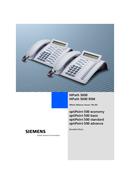 Siemens OptiPoint 500 basic side 1