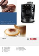 Bosch Benvenuto Classic TCA5309 page 1