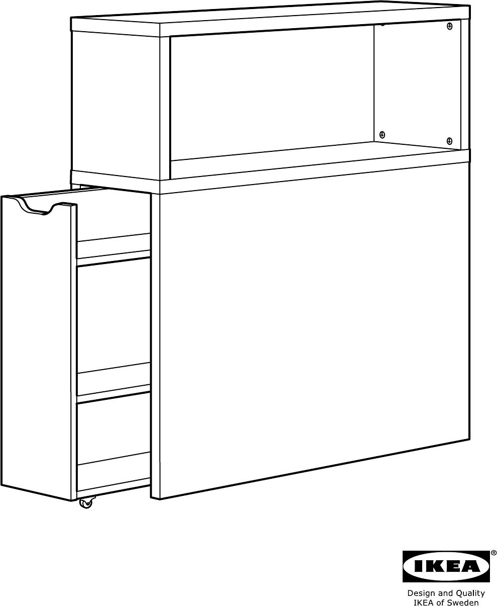 Ikea Flaxa Manual