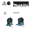 Makita 446LX page 1