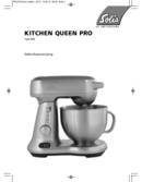 Solis Kitchen Queen Pro 808 pagina 1