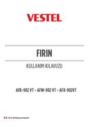 Vestel AFX-902 VT sivu 1