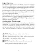 Vestel AFX-902 VT sivu 2