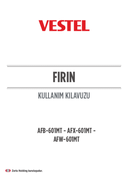 Vestel AFX-601MT sivu 1