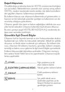 Vestel AFX-601MT sivu 2