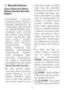 Vestel AFX-601MT sivu 4