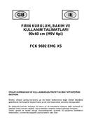 Franke FCK 9692 EMG XS side 1