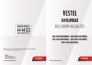 Vestel ADX-9002 sivu 1