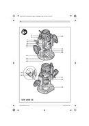 Bosch GOF 1600 CE Professional page 4