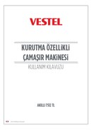 Vestel Akilli 7512 TL sivu 1