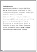 Vestel Akilli 7512 TL sivu 2