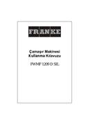 Franke FWMF 1209 D SIL side 1