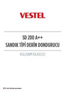 Vestel SD 200 sivu 1