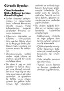 Vestel SD 150 sivu 5