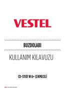 Vestel CD-S1101 W sivu 1