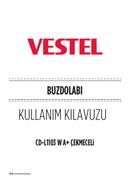 Vestel CD-L1103 W sivu 1