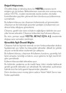 Vestel CD-L1103 W sivu 3