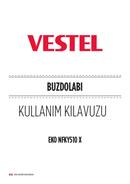 Vestel NFKY 510 X sivu 1