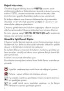 Vestel NFKY 510 X sivu 2