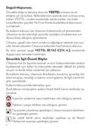 Vestel NFK 510 CBD sivu 2