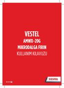 Vestel AMWX-20G sivu 1