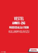 Vestel AMWX-25G sivu 1