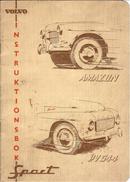 Volvo PV 544 (1958) Seite 1